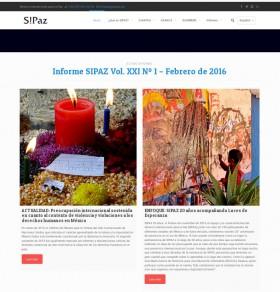 SIPAZ (Servicio Internacional para la Paz)